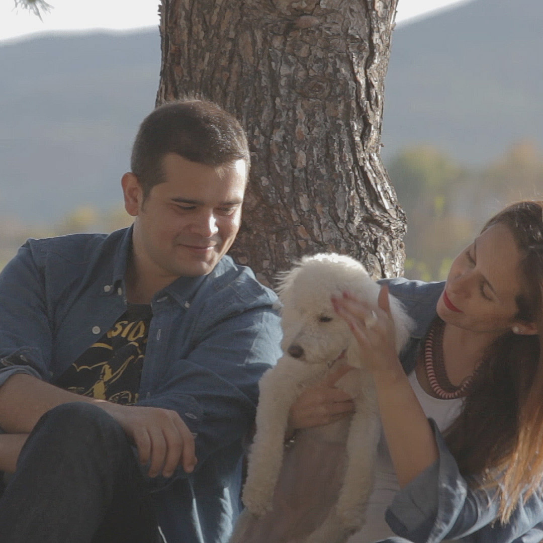 AARON & VICKY | Love story
